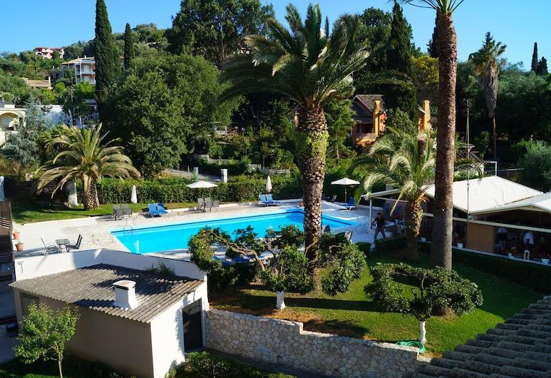 Anita Hotel, Κέρκυρα, Εξωτερικός χώρος ξενοδοχείου