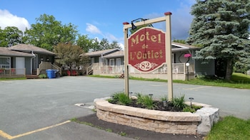 Picture of Motel de l'Outlet in Magog