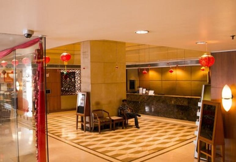 廣場大酒店, 吉隆坡, 櫃台