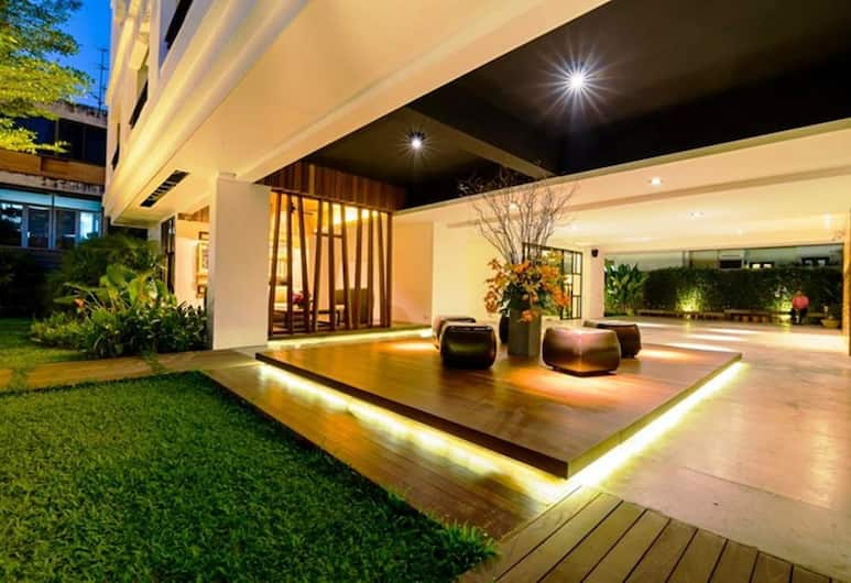 UMA Residence, Μπανγκόκ, Αίθριο/βεράντα
