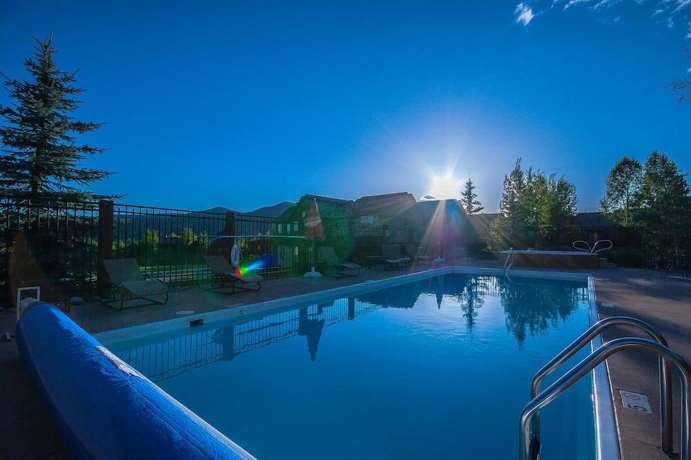 Appartement - Buitenzwembad