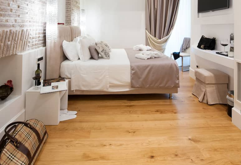 Argentina Residenza Style Hotel, Rome, Classic Double Room, Guest Room