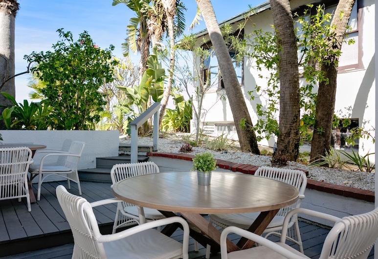 Inn on the Beach, St. Pete Beach, Studio (Palmetto), Terrasse/Patio