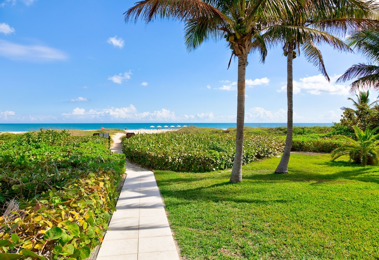 Prestige Hotel Vero Beach, Vero Beach, Terasa pro slunění