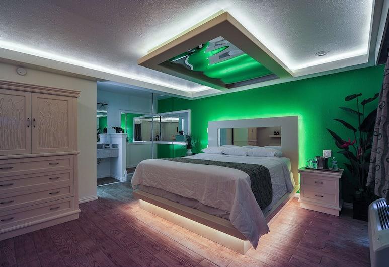 Romantic Inn & Suites, Dallas, Romantic Suite, Guest Room