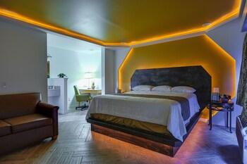 Foto van Romantic Inn & Suites in Dallas
