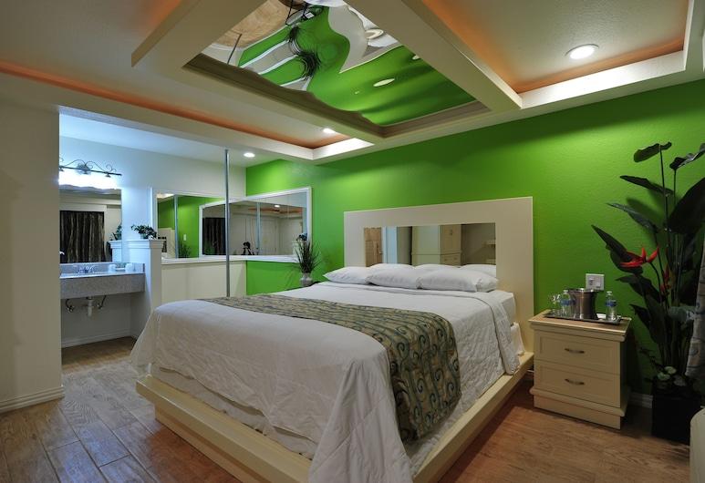 Romantic Inn & Suites, Dallas, Romantische Suite, Zimmer