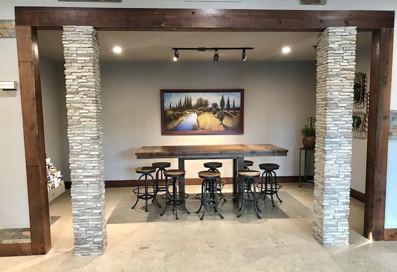 American Inn North Kansas City, North Kansas City, Lobby Lounge