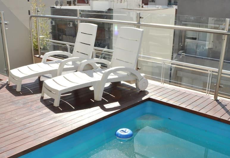 Cimma Suites Apart-Hotel, Buenos Aires, Außenpool