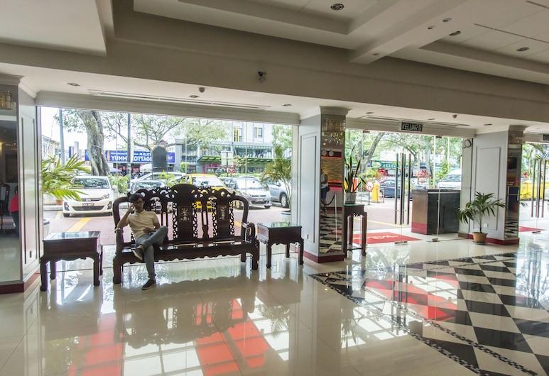 Red Rock Hotel, George Town, Sala de Estar do Lobby