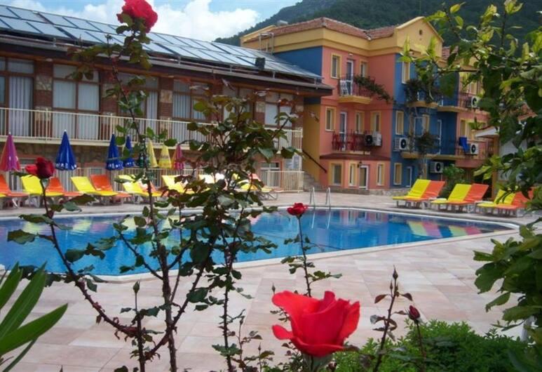 Turk Hotel, Fethiye, Otelden görünüm