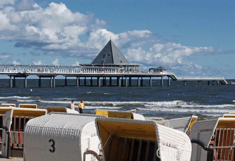 SEETELHOTEL Ostseeresidenz Heringsdorf, Heringsdorf, Playa