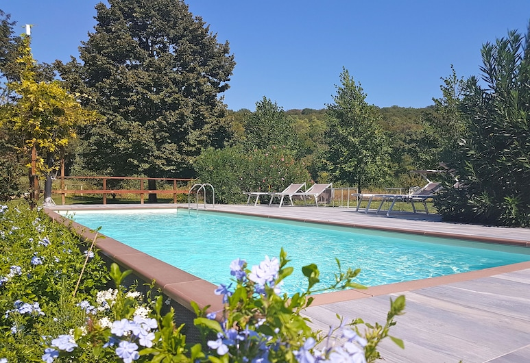 Musella Winery & Relais, San Martino Buon Albergo, Outdoor Pool