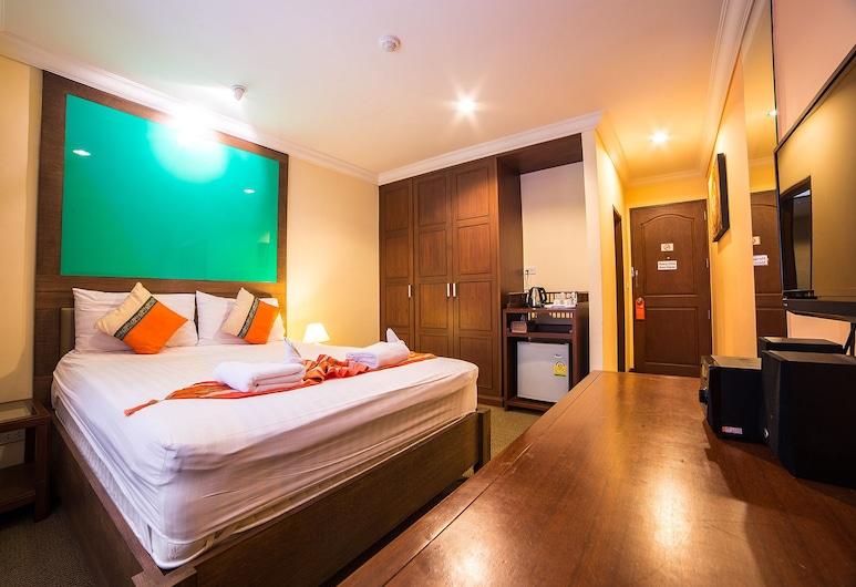 Triple 8 Inn Bangkok, Bangkok, Pokój Superior, Pokój