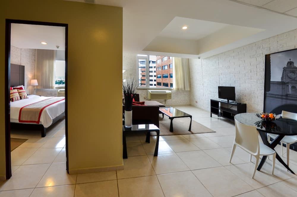 Habitación ejecutiva, 1 cama doble - Habitación