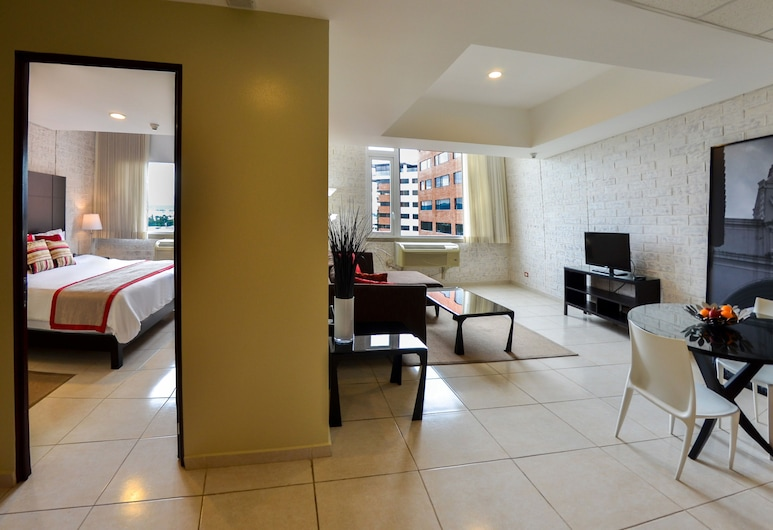 Adriatika Hotel Boutique, Guatemala City, Executive Room, 1 Double Bed, Guest Room