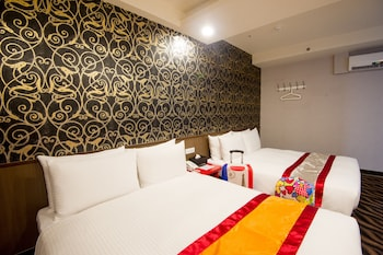 Picture of Design Ximen Hotel in Taipei