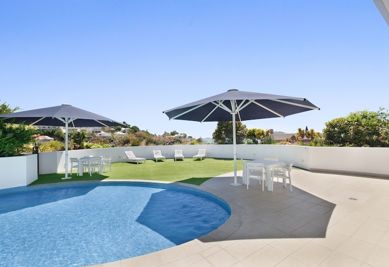 Direct Hotels – Dalgety Apartments, Townsville, Pool