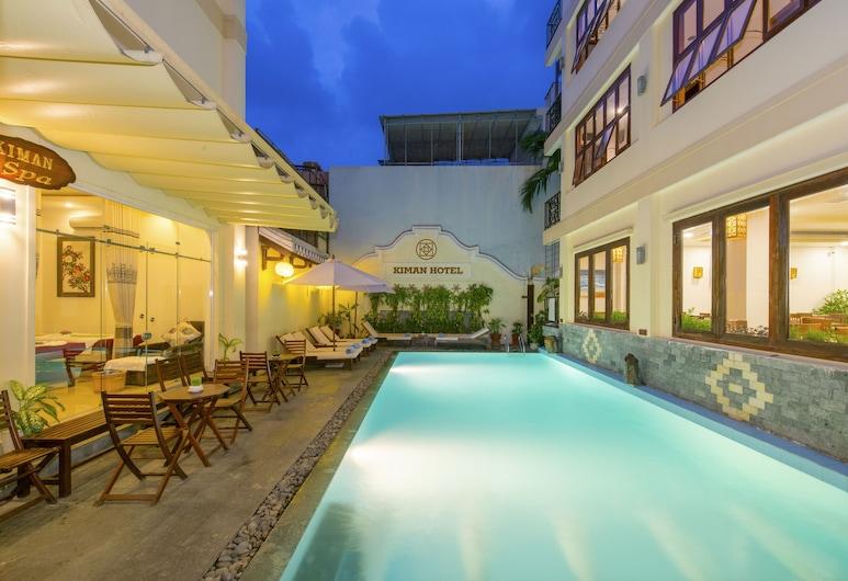 Kiman Hoi An Hotel & Spa, Hoi An, Piscina