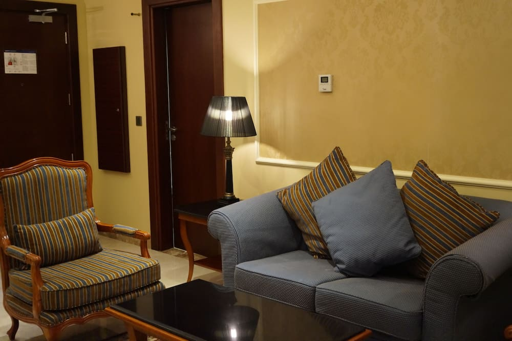 Suite, 3 Bedrooms - Area Keluarga