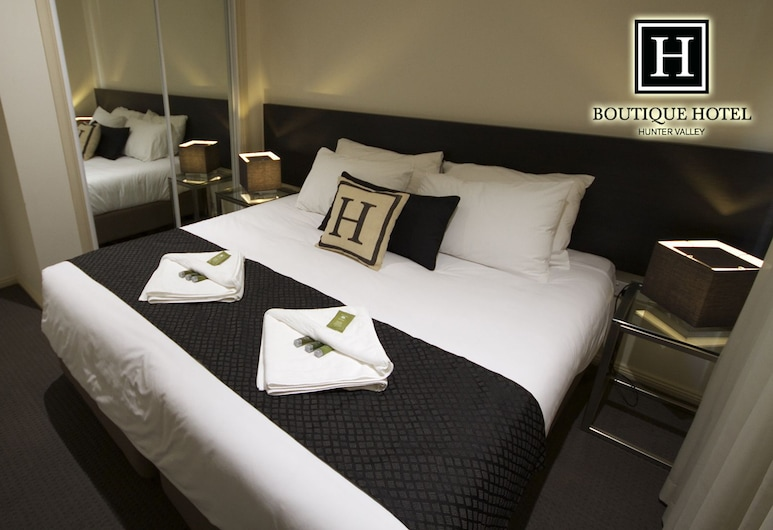 H Boutique Hotel, Pokolbin, Family Apartment, Room