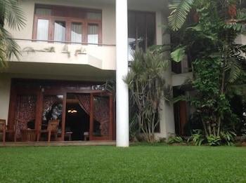 Mynd af Silvikris Villas í Colombo
