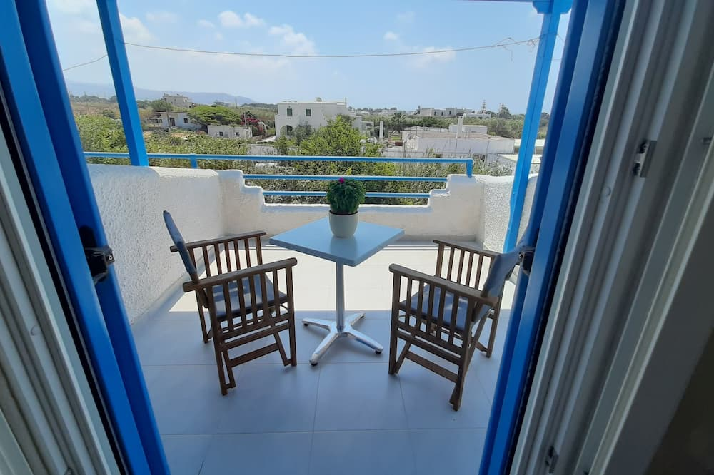Chambre Double ou avec lits jumeaux, 1 chambre, vue mer - Balcon
