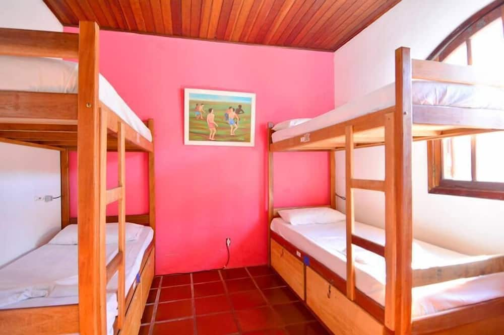 Gemeinsamer Schlafsaal, Gemischter Schlafsaal, 2 Bäder (14 pax) - Wohnbereich