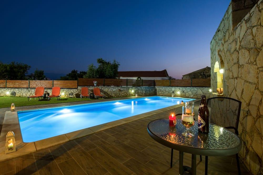 Apartment, 1 Bedroom, Pool View (Klio) - Pool