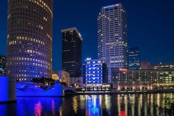 תמונה של Aloft Tampa Downtown בטמפה