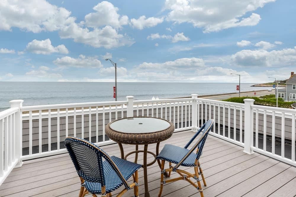 Classic Room, 2 Katil Kelamin (Double), Partial Ocean View - Pemandangan Balkoni