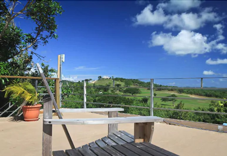 Villa Coral, Vieques, Sundeck