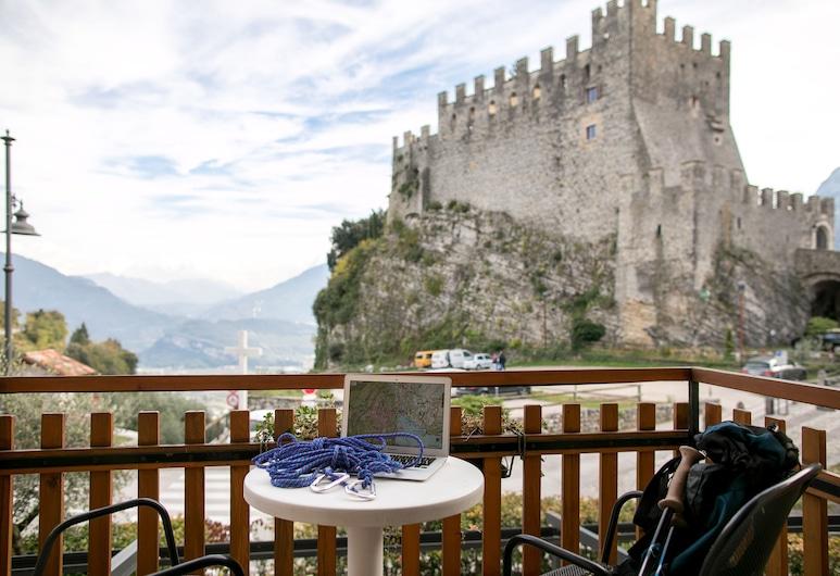Hotel Antica Croce, Tenno, Double Room, Terrace/Patio