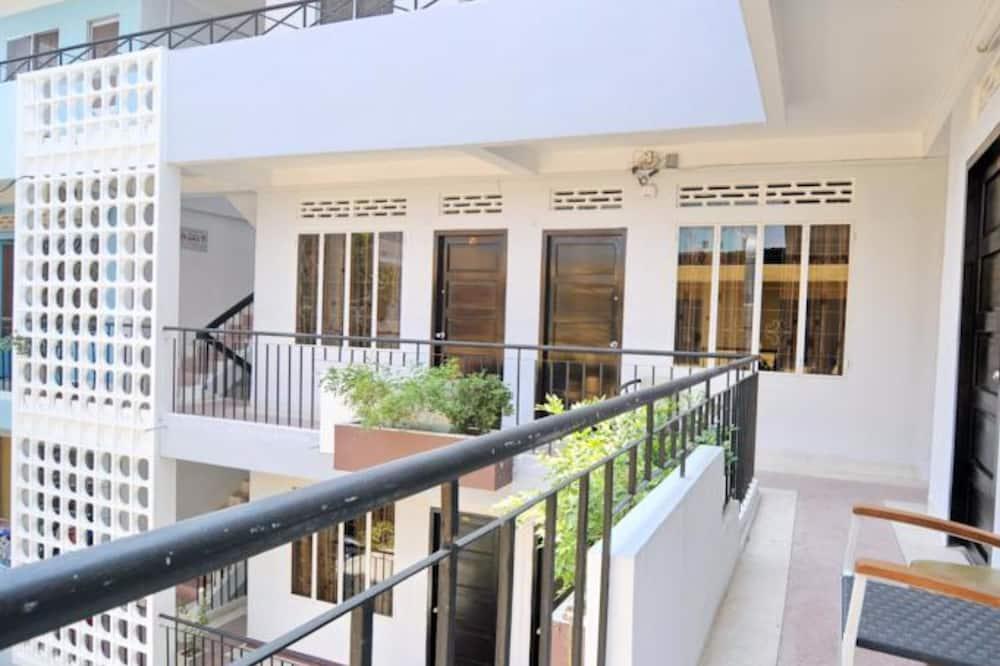 Family Quadruple Room - Balkoni