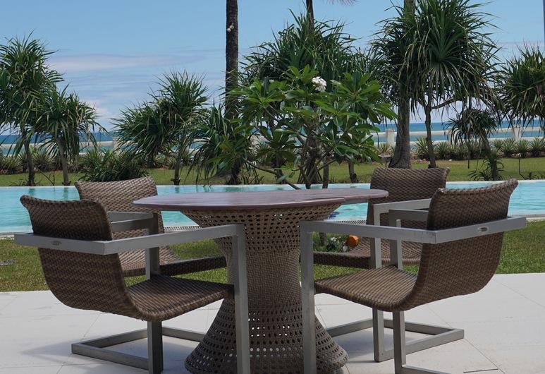Costa Pacifica, Baler, Outdoor Dining
