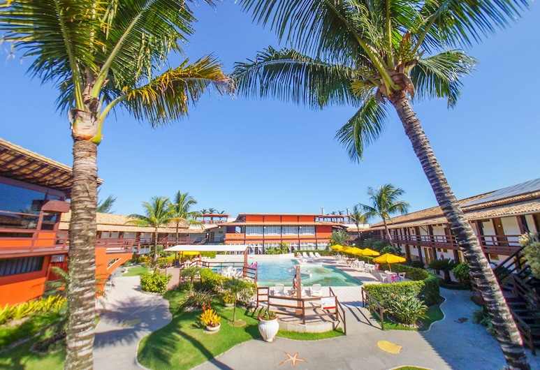 Vilarejo Praia Hotel, Rio das Ostras, Pool