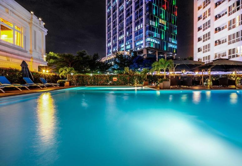 Becamex Hotel Thu Dau Mot, Thủ Dầu Một, Außenpool