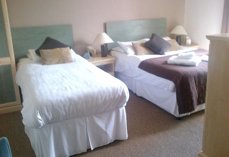 Brackenrigg Inn, Penrith, Suite superior, baño privado, vista al lago (Room ), Habitación