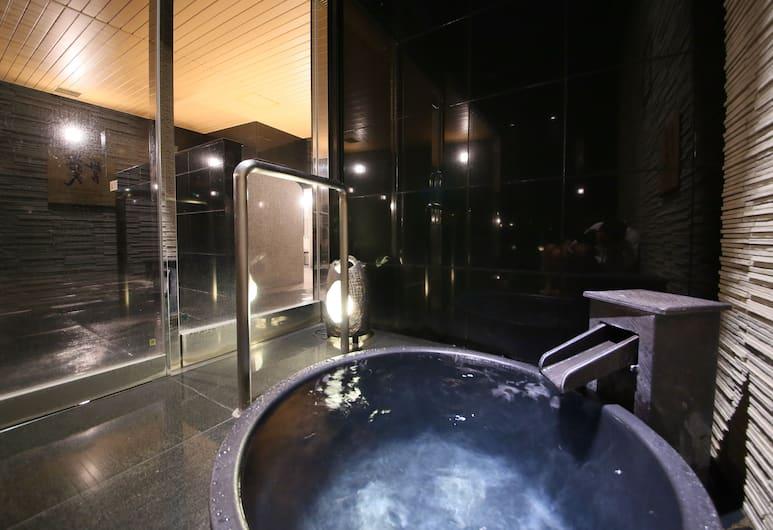 APA Hotel Shinjuku Gyoen-mae, Tokió, Wellnessfürdő
