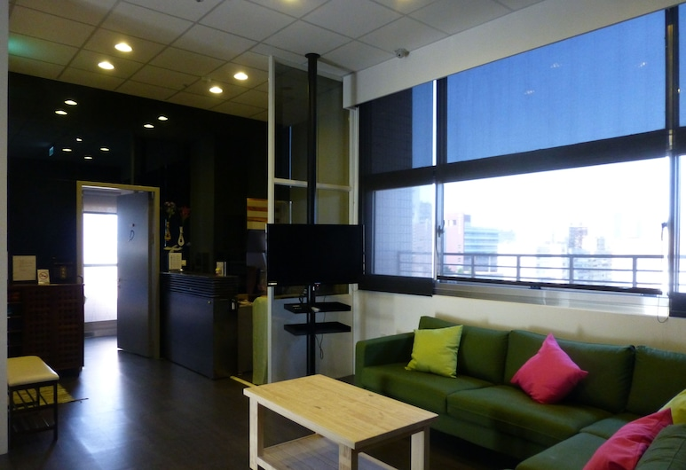 Easymind Guesthouse, Hostel in Taipei Main Station, Taipei, Kamer