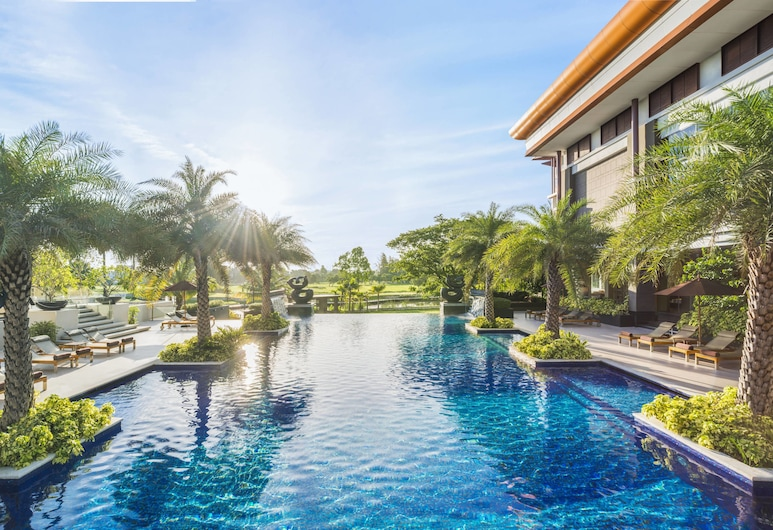Le Meridien Suvarnabhumi, Bangkok Golf Resort & Spa, Bang Phli, Pool