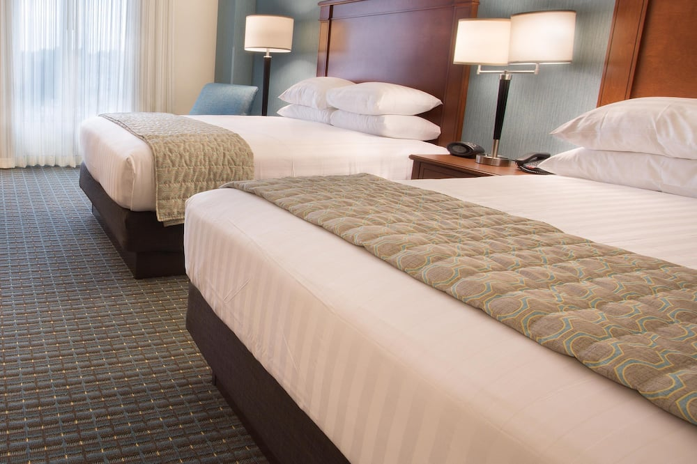 套房, 多張床, 雪櫃和微波爐 (2 Rooms, Upper Floor) - 客房