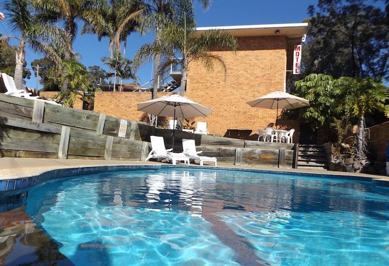 海景汽車旅館, 美里姆布拉, 游泳池