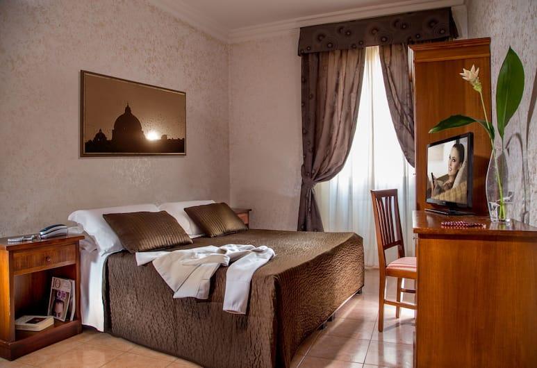 西奧飯店, 羅馬, 雙人房, 客房