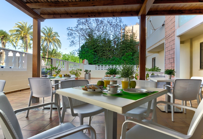 Hotel Mavi, Gandia, Terrace/Patio