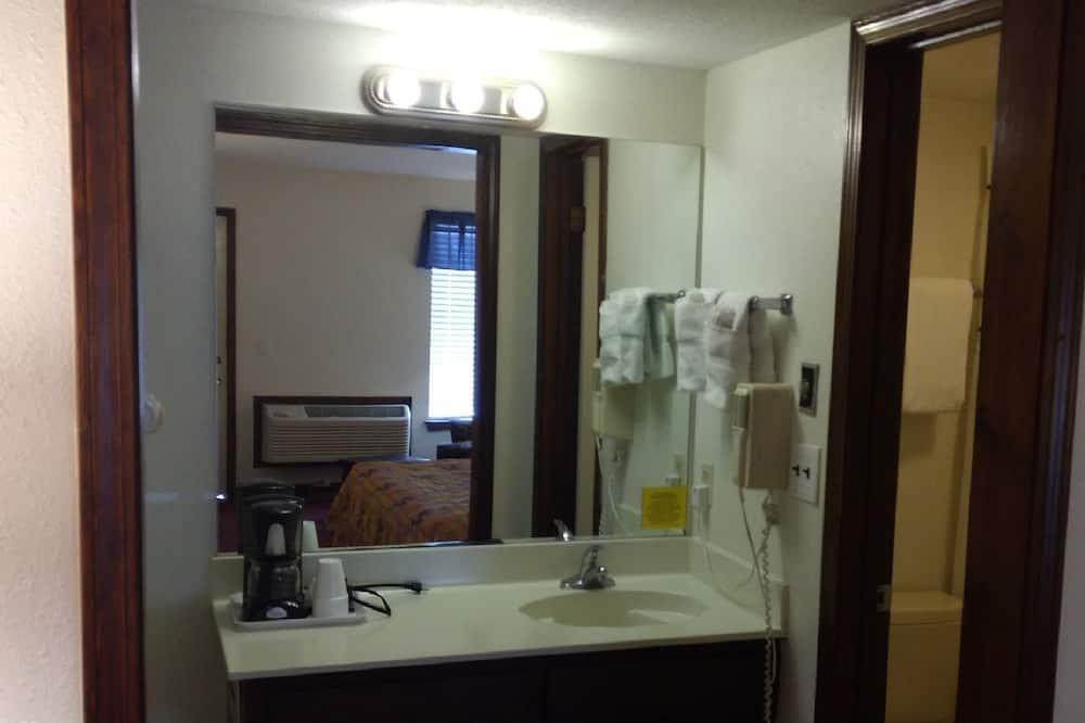 Quarto Deluxe, 2 camas queen-size - Casa de banho