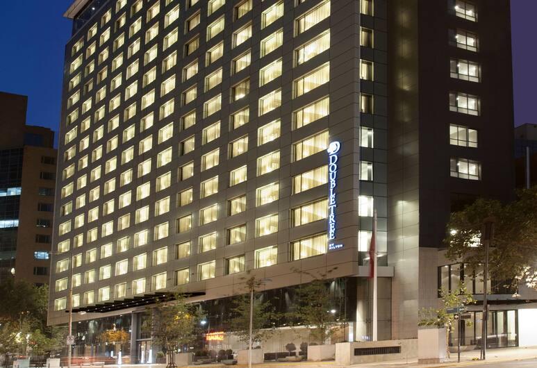 DoubleTree by Hilton Hotel Santiago - Vitacura, Santiago, Pročelje hotela