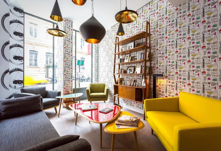 Hôtel Crayon Rouge by Elegancia, Pariis