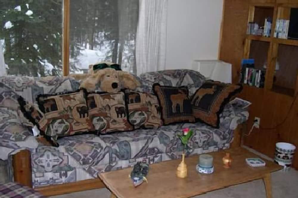 Kulübe, 2 Yatak Odası - Oturma Odası