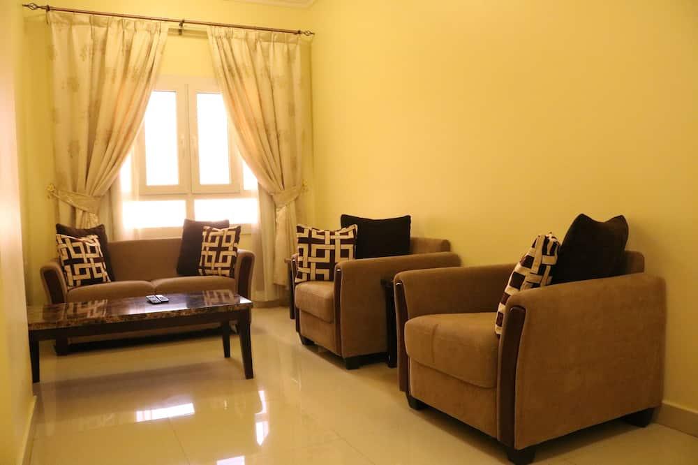 Căn hộ Executive, 1 phòng ngủ - Khu phòng khách